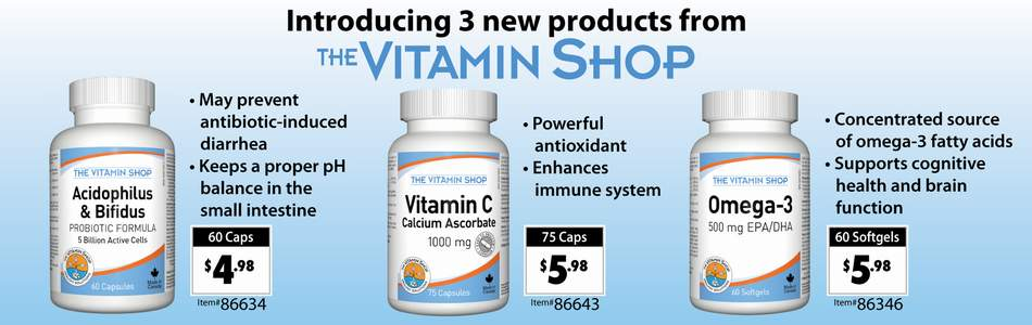 The Canadian Vitamin Shop - What needs to be on an invoice vitamin store online